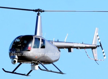 Robinson R44 Raven II Newscopter – Ano 2013 – 220 H.T. (FOB - Europe)
