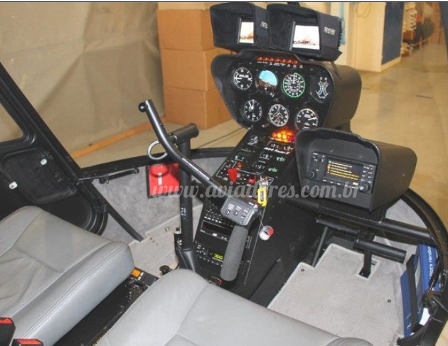 Robinson R44 Raven II Newscopter – Ano 2013 – 220 H.T. (FOB – Europe) full