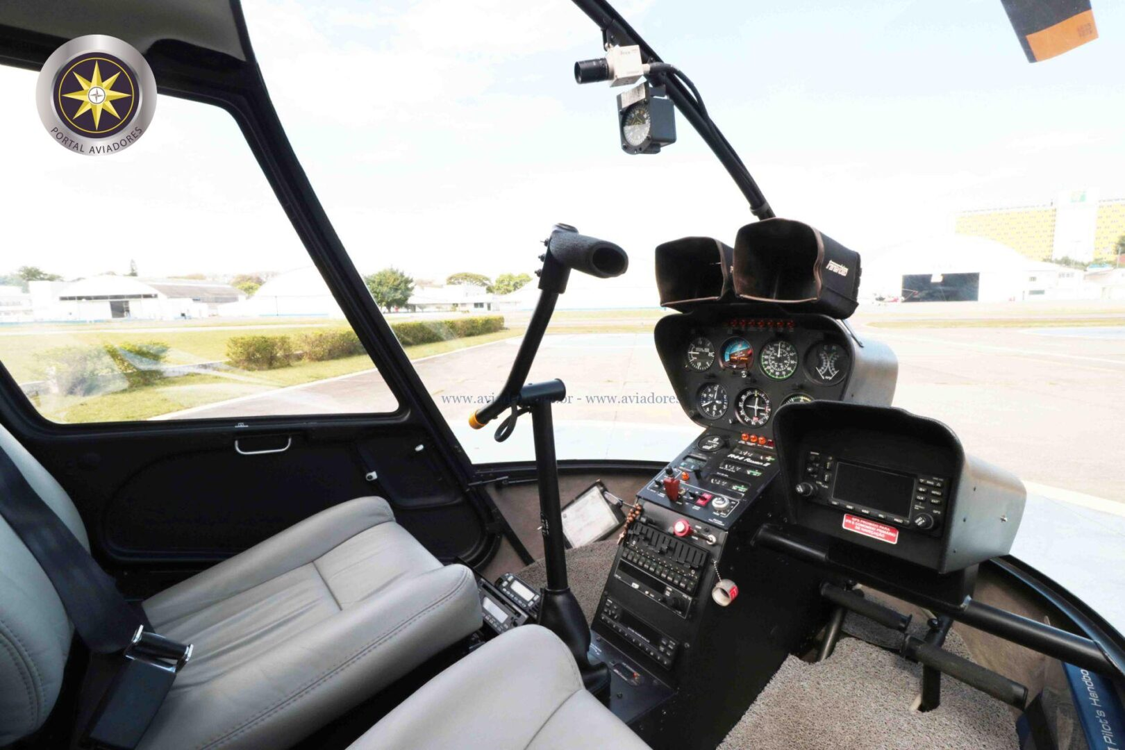 Robinson R44 Raven II Newscopter – Ano 2012 – 2.528 H.T. full