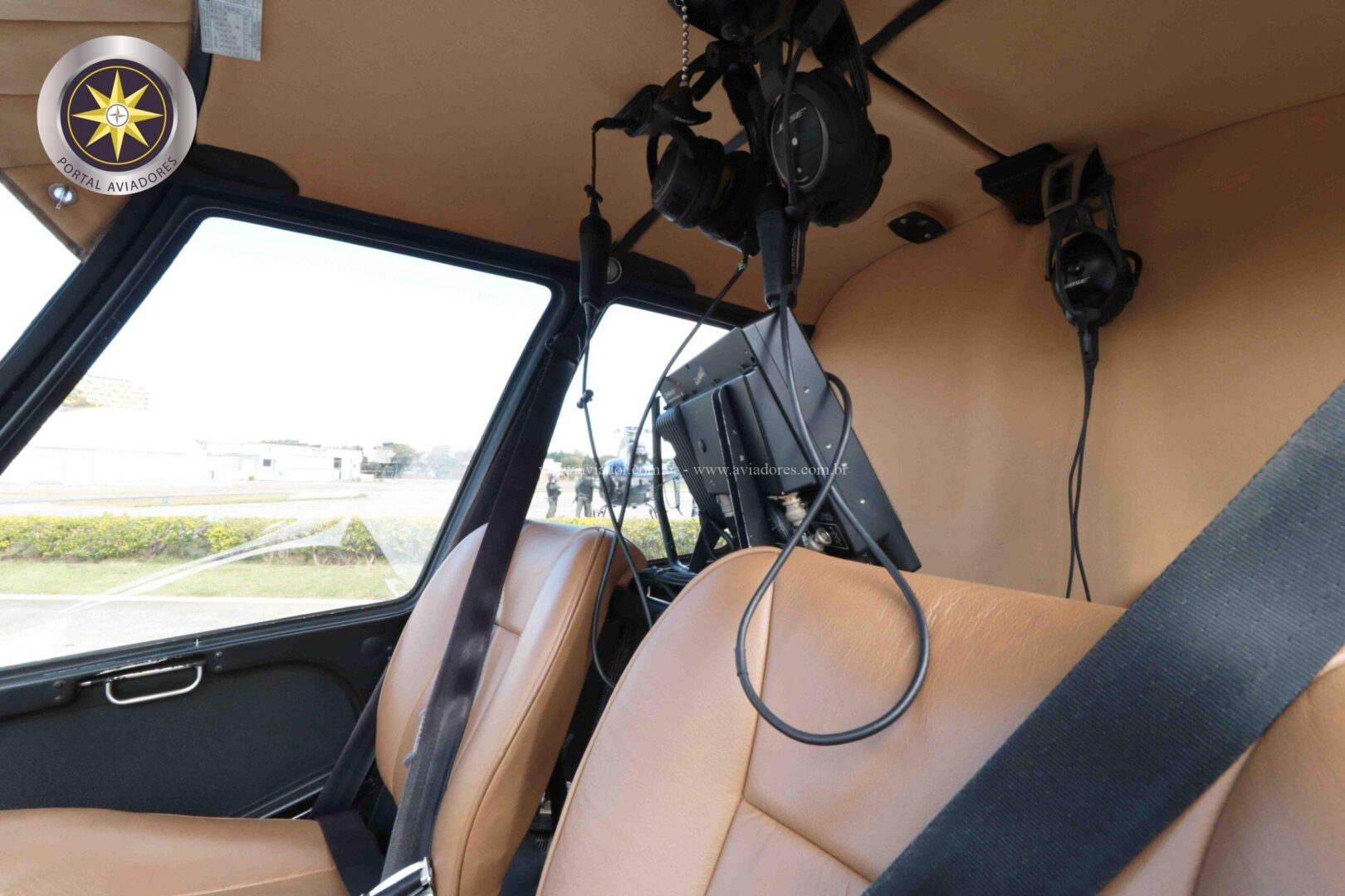 Helicóptero Robinson R44 Raven II Newscopter – Ano 2009 – 1.944 H.T. full