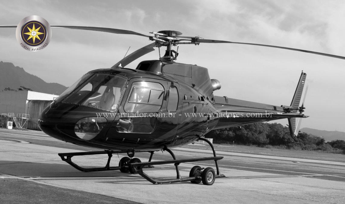 Esquilo AS350B2- Ano 2009 – 2.107 H.T.