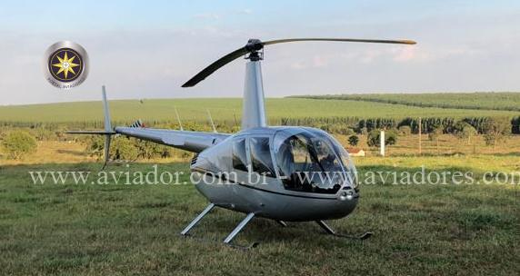Robinson R44 Raven II – Ano 2010 – 1051 H.T. full
