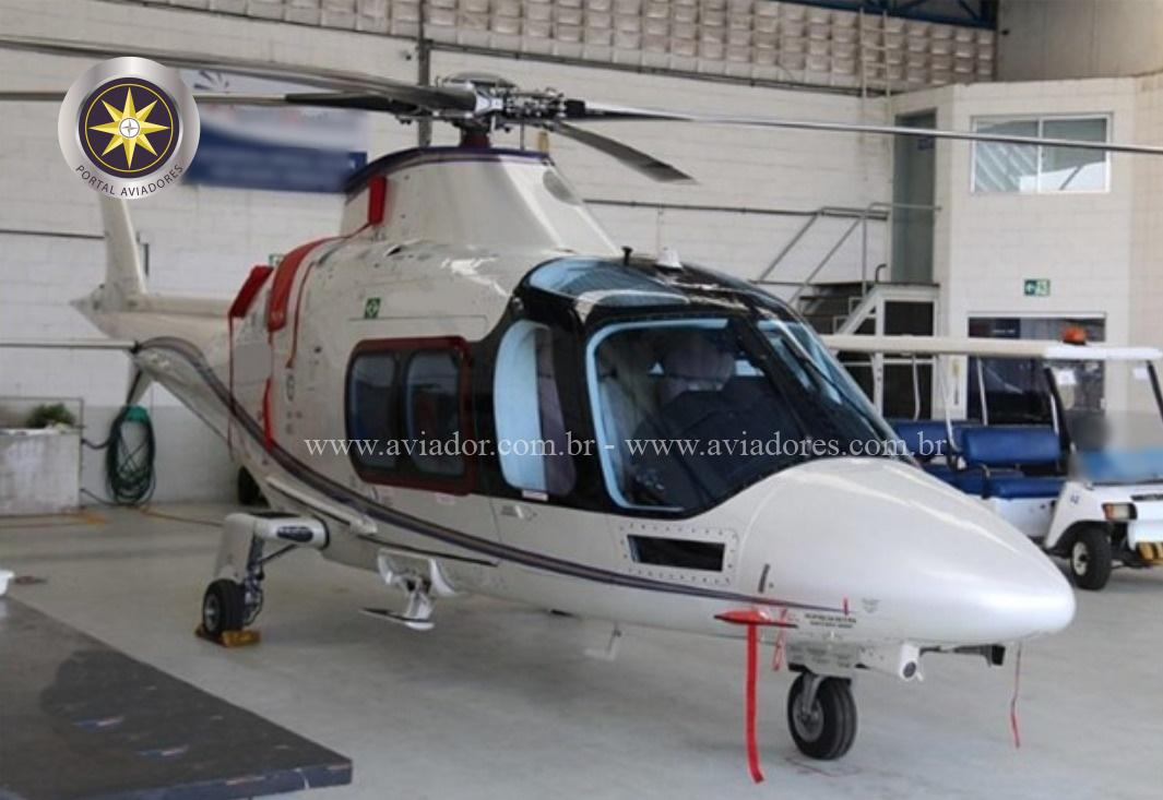 Agusta AW109SP Grand New – Ano 2012 –  2.357 H.T. full