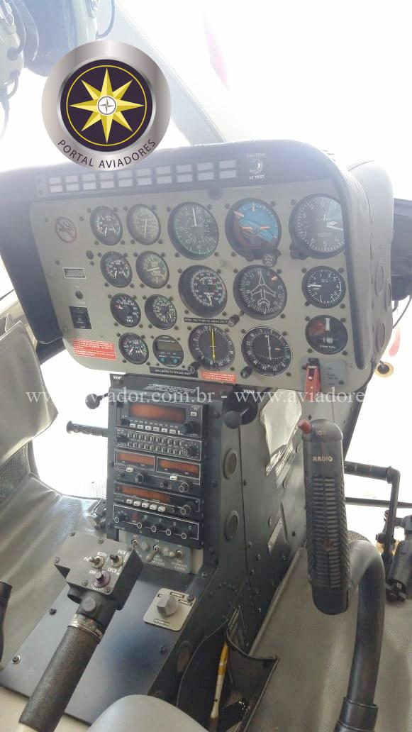 Bell Helicopter206B III – Ano 1999 – 2567 H.T. full