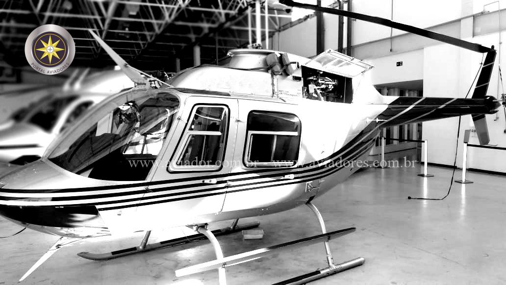 Bell Helicopter206B III - Ano 1999 – 2567 H.T.