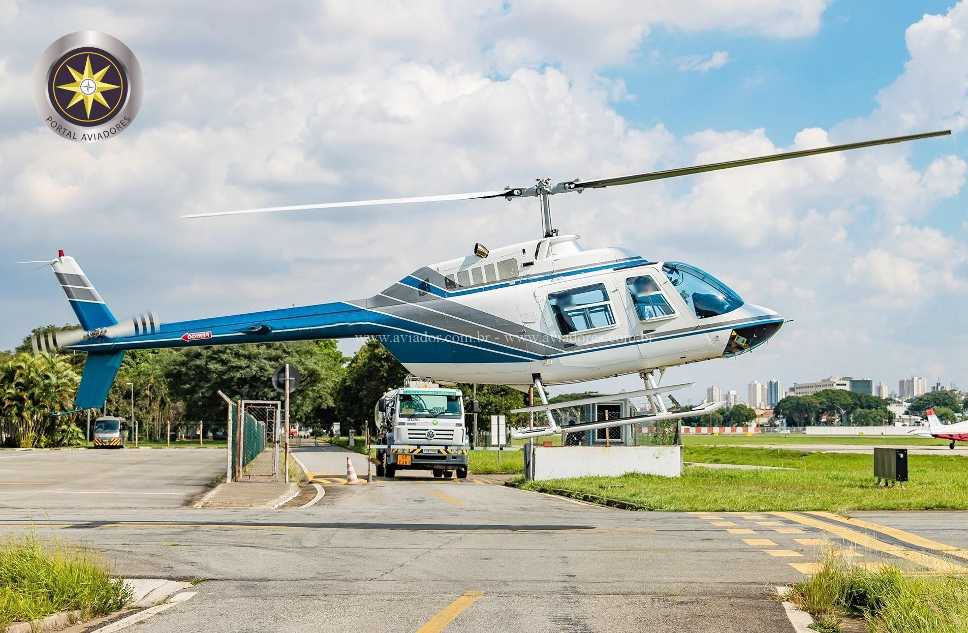 Bell Helicopter 206B-III - Ano 1991 - 2780 H.T.