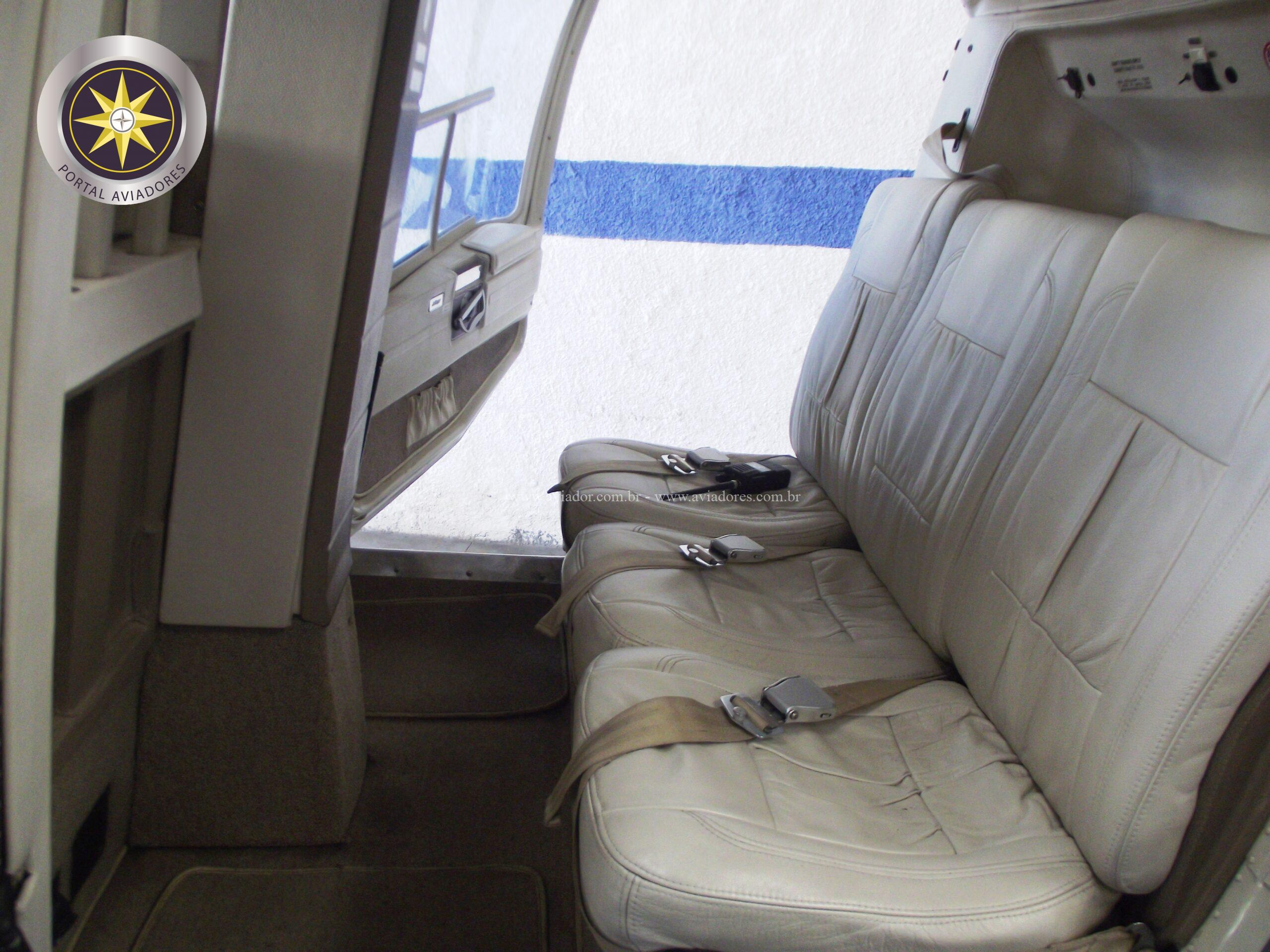 Bell Helicopter 206B-III – Ano 1991 – 2780 H.T. full